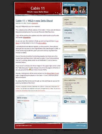 Cabin11.com